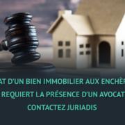 immobilier aux enchères Normandie